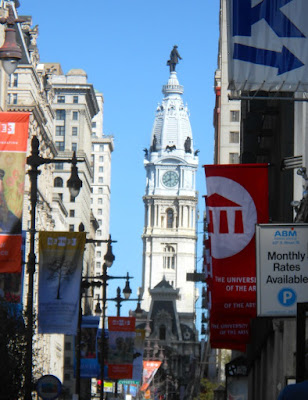 William Penn Statue - City Hall Philadelphia Pennsylvania