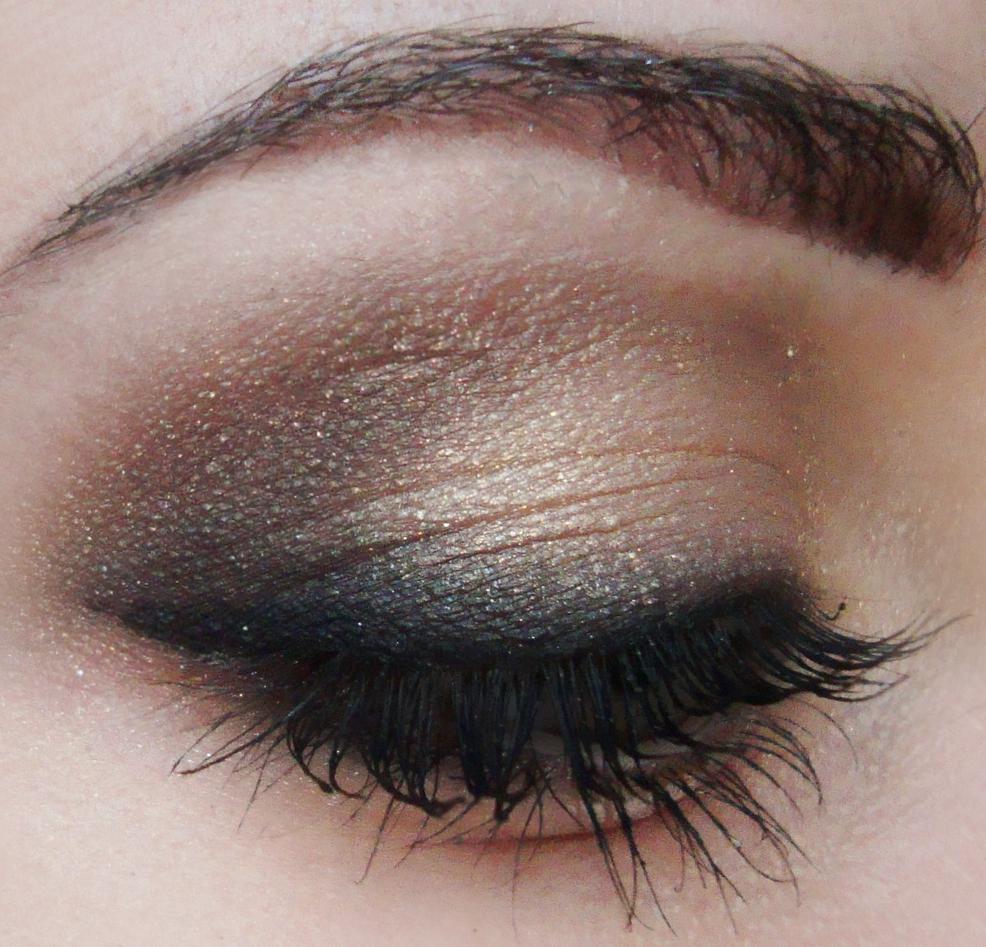 Ladybebe Makijaż Smoky Eyes