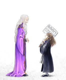 hermione dumbledore hpmor