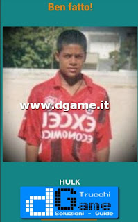 Soluzioni Guess the child footballer livello 42