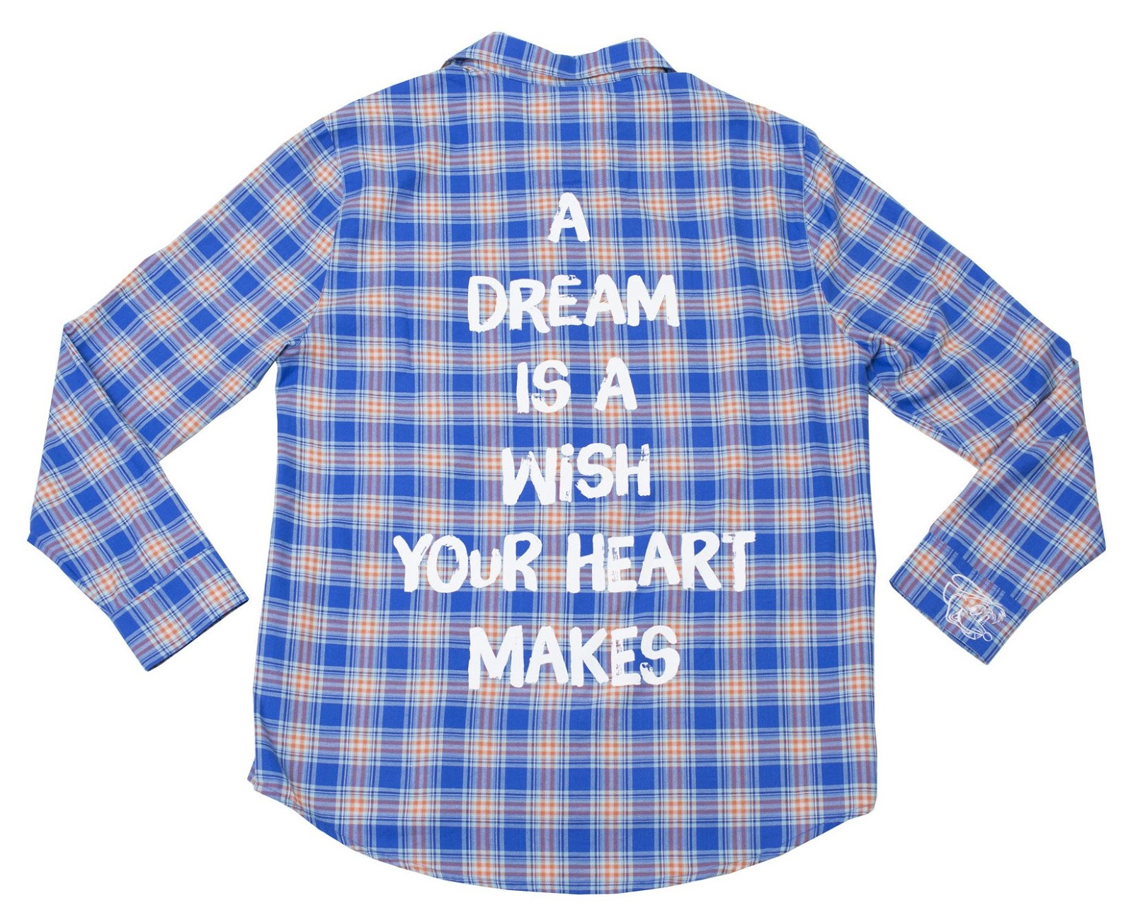 Cakeworthy Cinderella Flannel Shirt