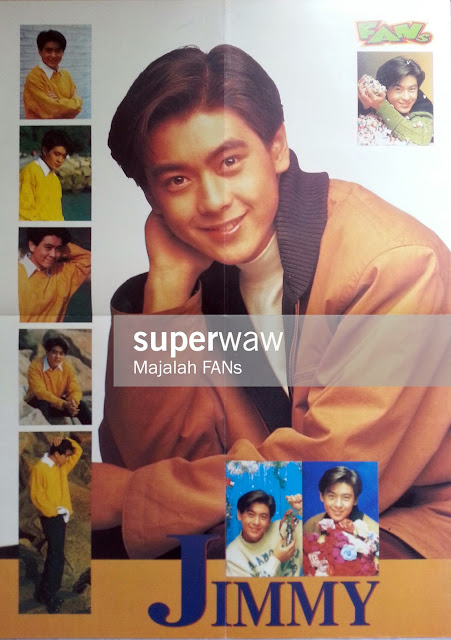 Poster Jimmy Lin