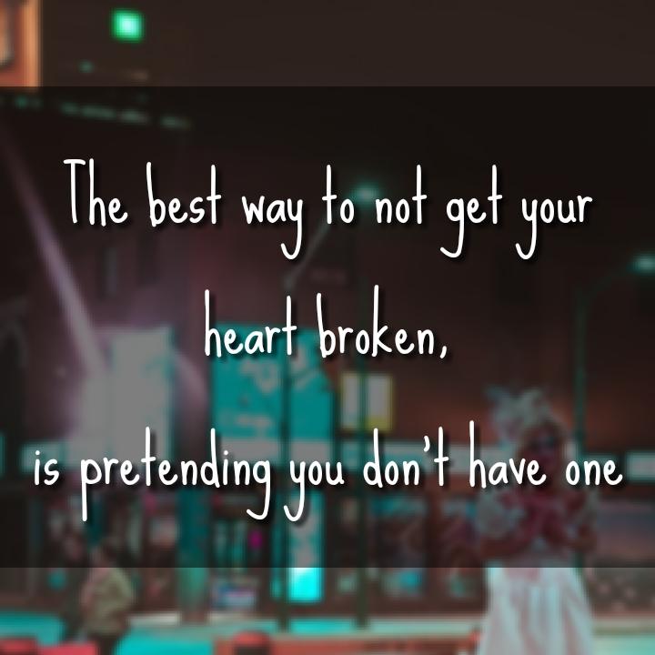 Bahasa Inggris Quotes Sakit Hati Dan Kecewa