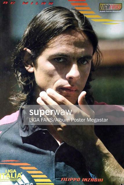 Filippo Inzaghi AC Milan
