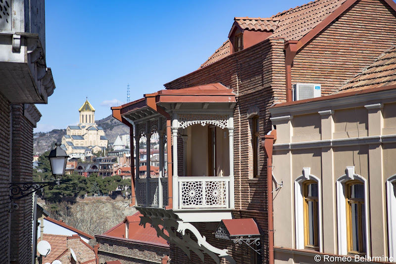 Tbilisi Balconies Things to Do in Tbilisi Georgia