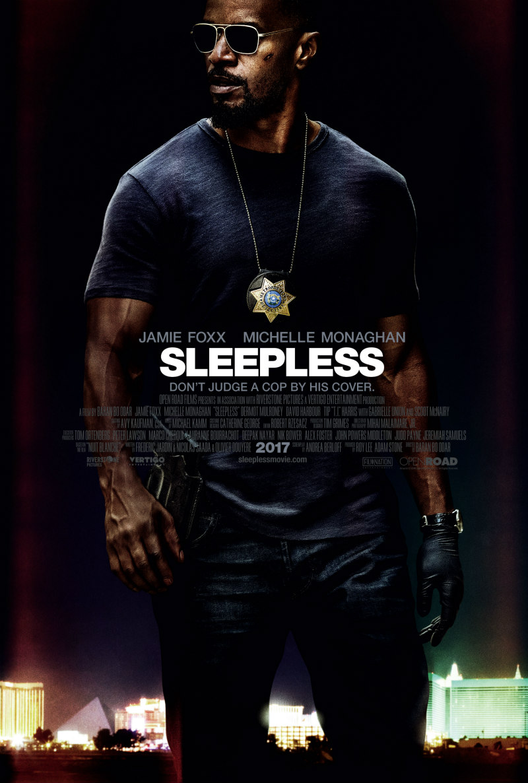 sleepless film poster