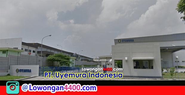Lowongan Kerja PT. Uyemura Indonesia Suryacipta Tingkat S1 D3 dan SMK Terbaru