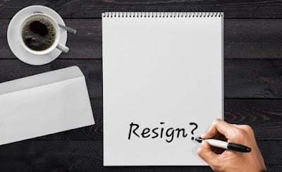 Contoh Surat Resign Kerja yang Baik dan Benar