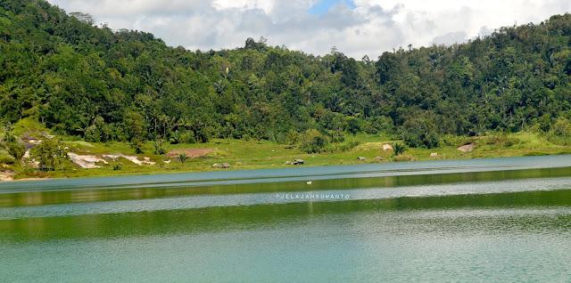 Danau Linow, Tomohon, Sulawesi Utara; Kepingan surga +jelajahsuwanto