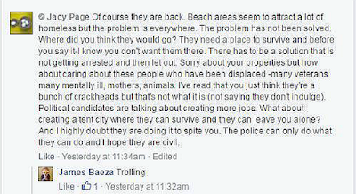 James Baeza wrote Trolling as reply to Jacy Page on Saving San Pedro