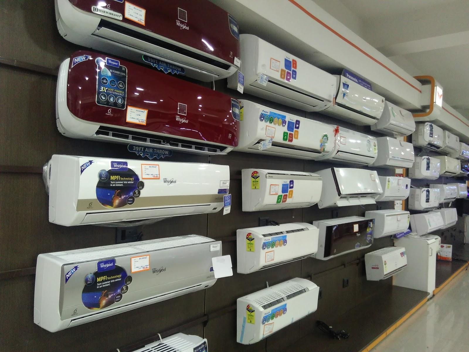 air conditioner (ac) purchase experience, chennai - enidhi india