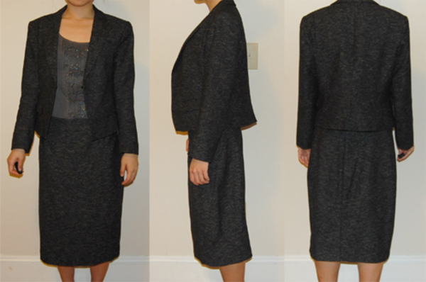Sartorial Bucket List #1 : Theory Gratian Jacket + Joanie Skirt in Lecture