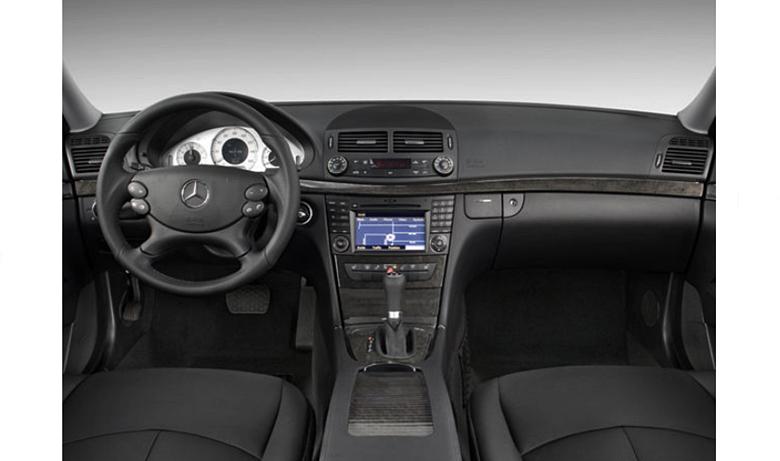 Best Review 2009 Mercedes-Benz E550