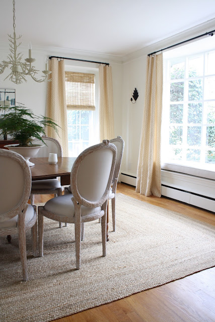 Dining Room via Meet Me in Philadelphia