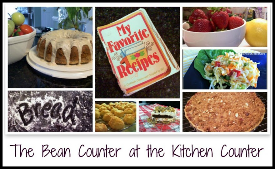 The Bean Counter at the Kitchen Counter