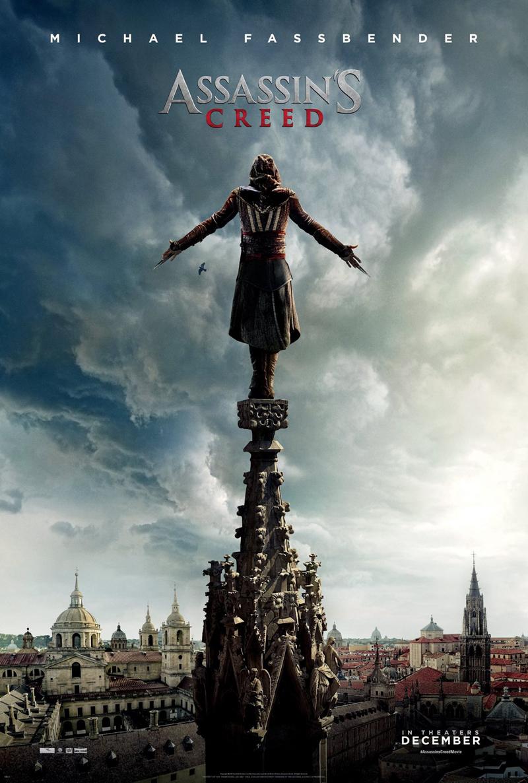 assassin's creed film fassbender recenzja