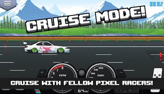 Pixel Car Racer APK + Mod Download – Racingapk