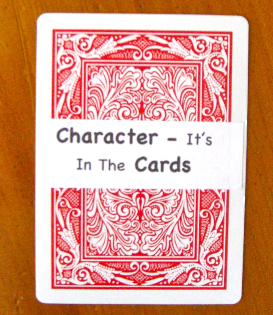 Character Cards | The Corner On Character