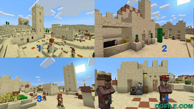 Minecraft Pocket Edition Game apk Download full version for Android on DcFile.com