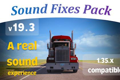 Sound Fixes Pack v19.3