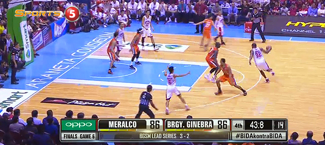 HIGHLIGHTS: Ginebra vs. Meralco (VIDEO) October 19 - Finals Game 6