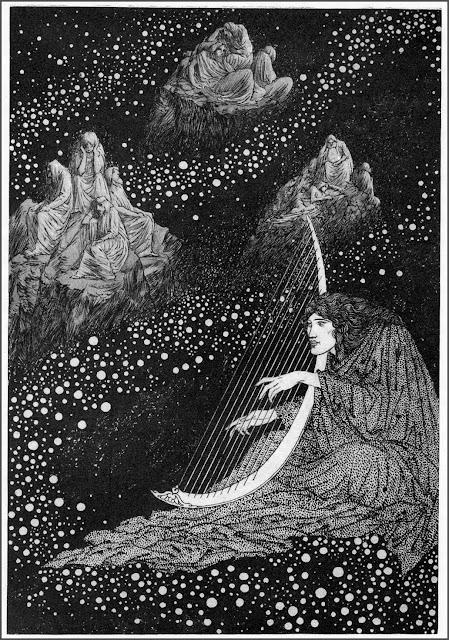 Magick of Lord Dunsany: Shimono Kani, Sidney Sime