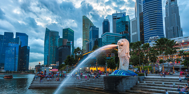 Tips Backpacker Murah di Singapore