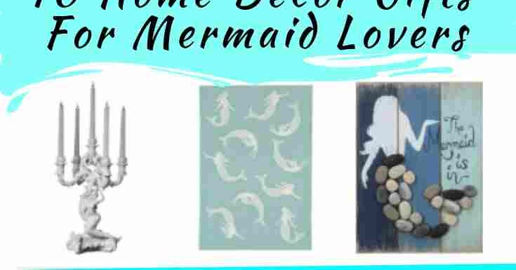 40 Home Decor Gifts For Mermaid Lovers