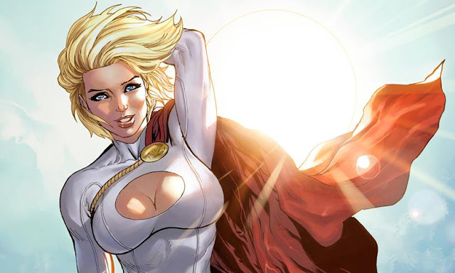power girl request wallpaper