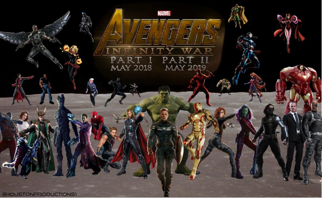 New Avengers Movie 2018: Avengers: Infinity War