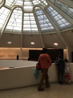 Guggenheim Museum(グッゲンハイム美術館) | ニューヨーク | アメリカ
