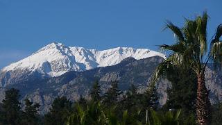 Τα μυστήρια του βουνού των Θεών
