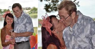Άντρας με Αλτσχάιμερ ξέχασε ότι ήταν ήδη παντρεμένος για 34 χρόνια και ζήτησε ξανά από τη γυναίκα του να τον παντρευτεί