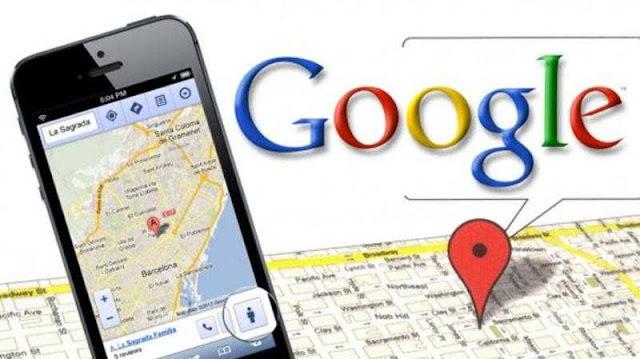 melacak hp yang hilang lewat google maps