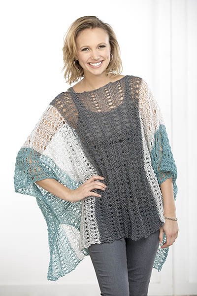 Little Treasures 5 Free And Fabulous Crochet Poncho Patterns