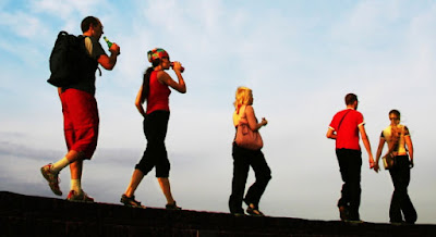 5 فوائد صحية للمشى يوميا ,ممارسة الرياضه