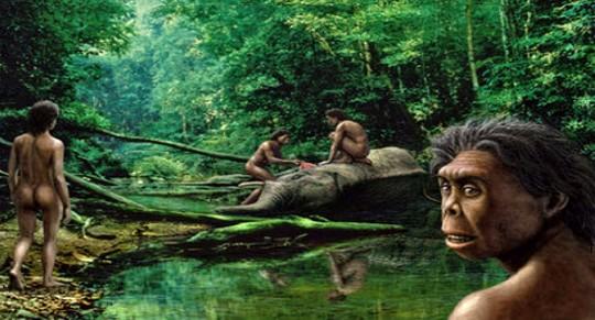 Kisah Ebu Gogo di hutan Flores