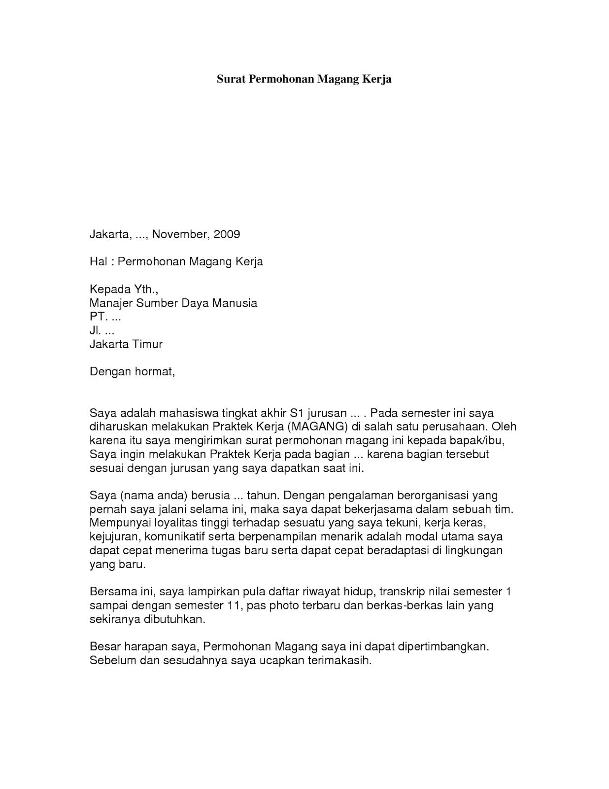 Resume For Internship Uitm Plks Tk