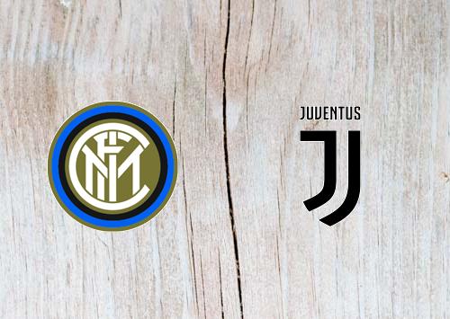 Inter Milan vs Juventus Full Match & Highlights 27 April 2019