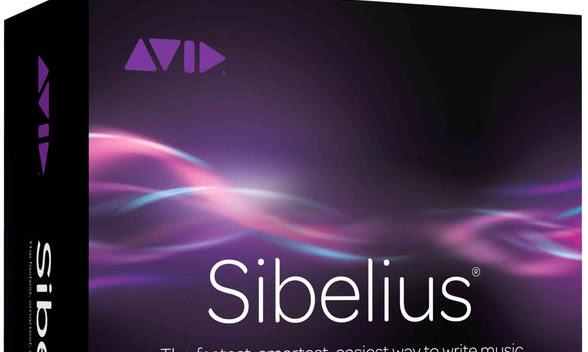 AVID SIBELIUS 8 FULL CRACK 32&64BIT