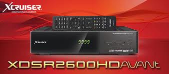 Xcruiser 2600HD Satellite Receivers Update Software,Firmware Download