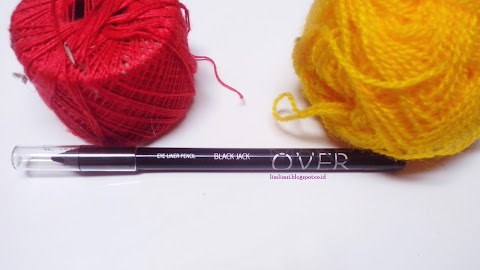[REVIEW] Eye Liner Pencil Make Over Black Jack