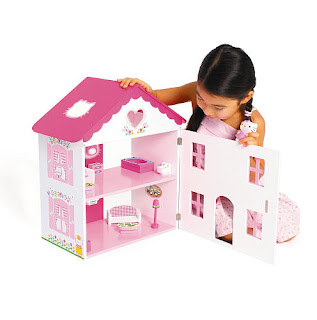 Gambar Rumah Hello Kitty Mainan 1