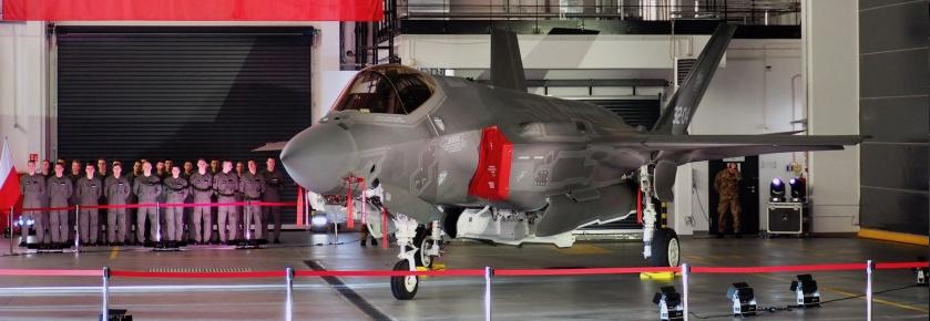 Польща підписала контракт на поставку 32 винищувачів F-35A