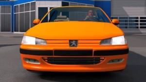 Peugeot 406 car mod v 2.0