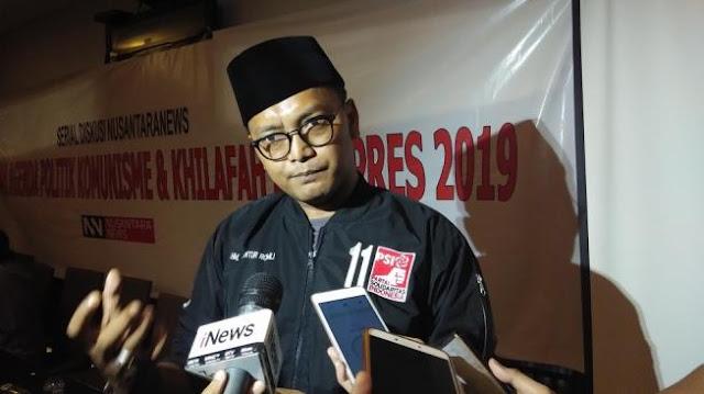 Guntur Romli Diberi Waktu 3x24 Jam Klarifikasi Pernyataan Jamaah 'Monaslimin'