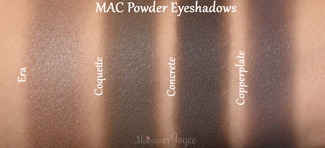 Mac Era Coquette Eyeshadow Review Dupe Swatch