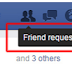 Friend Request In Facebook