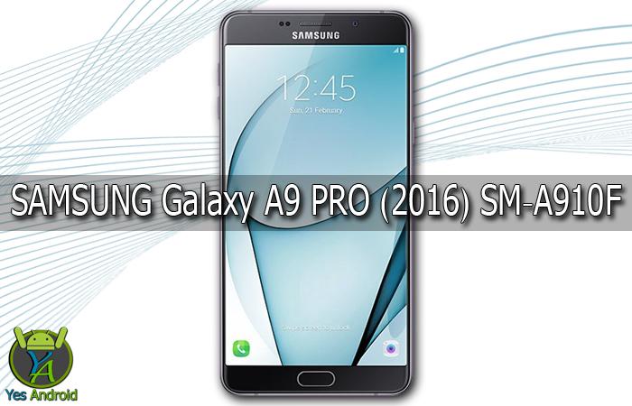 Download A910FXXU1APL1   Galaxy A9 PRO (2016) SM-A910F