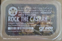 Graze box rock the casbah snack